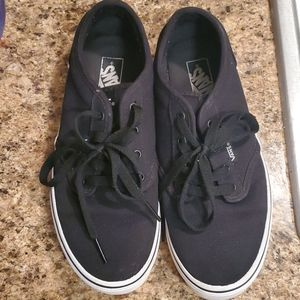 Vans shoes size 4.5 youth